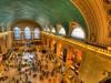 Grand Central as a Bird