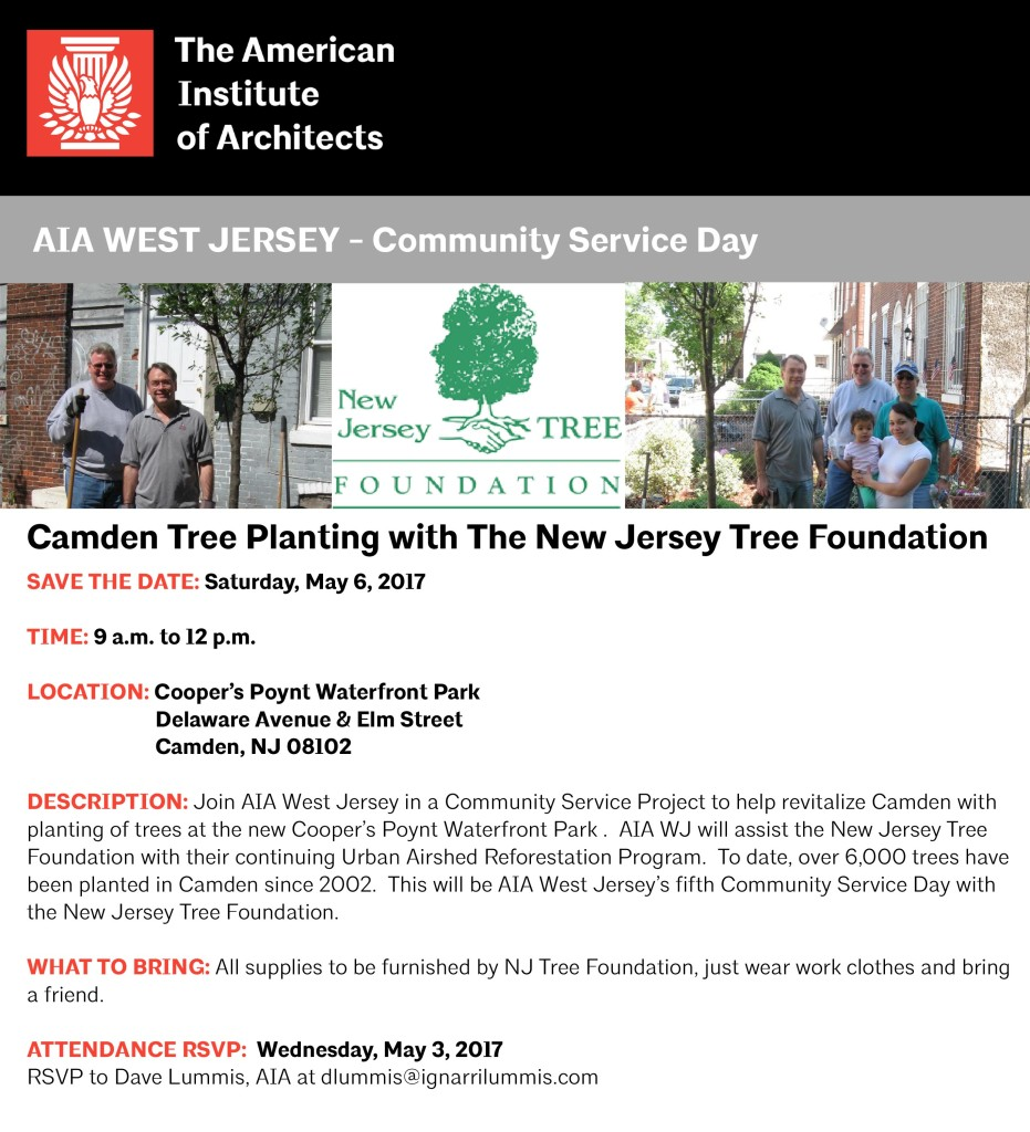 AIA WJ May 6 2017 Trees